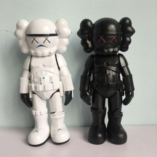 Kaws Toy Star War Stormtrooper 25cm Action Figure With Original Box