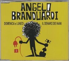 Angelo Branduardi Domenica e lunedì (2010; 2 tracks) [Maxi-CD]