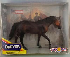 Breyer-755-General-Grant-039-s-Cincinnati-Horses-in-History-Model-Horse-NICE-NIB