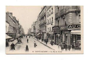 44-SAINT-NAZAIRE-Rue-de-Nantes-B2508