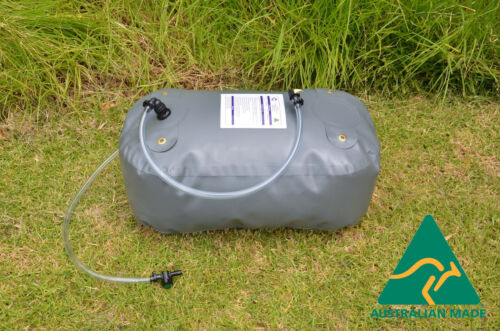 4WD Drinking Water Bladder 60Ltrs for 4x4, SUV, Camping or Boating DW60B