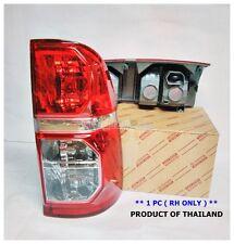 2011-13 Original Toyota Hilux Vigo Mk6-7 Sr Kun Tng Rear Tail Light Lamp - Right