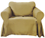 thumbnail 11 - Decorative-Sofa-Slipcover-Textured-Woven-Design-Couch-Lounge-Size-amp-Color