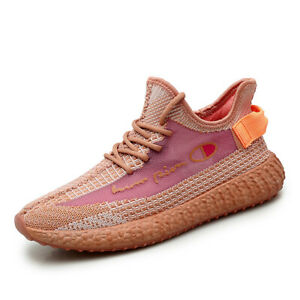 Men-039-s-Casual-Sport-Running-Sneakers-Tennis-Shoes-Breathable-Walking-Shoes-Pure