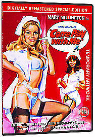 1 of 1 - Come Play With Me Digitally Remastered Special Edition DVD 1977 **NEW SEALED**