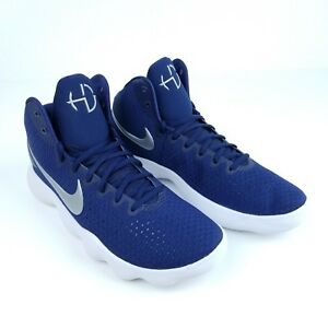 1f15165828f8 Nike Hyperdunk 2017 TB Blue White Mens Basketball Shoes 897808 400 ...
