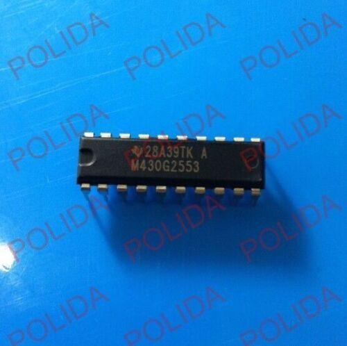1PCS MCU IC TI DIP-20 MSP430G2553IN20 MSP430G2553 M430G2553