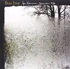 Bon Iver From Emma Forever Ago LP Vinyl 33rpm