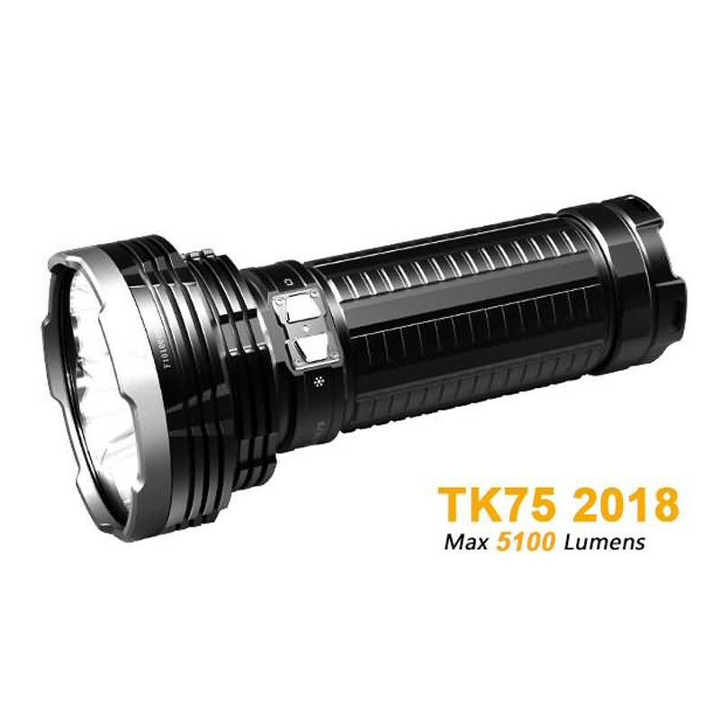 Fenix tk75 2018 4xCree XHP35 HI LED 5100 Lumen LED LED LED Flashlight 94b05e