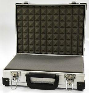 Aluminium-Koffer-mit-Schaumstoff-Werkzeugkoffer-Allzweckkoffer-Universalkoffer