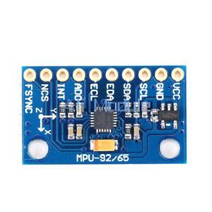 MPU 9250 SPI/IIC 9-Axis Attitude Module Gyro + Accelerator + Magnetometer Sensor