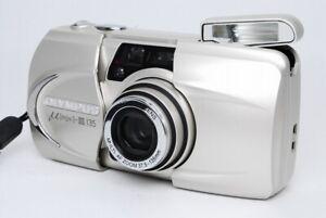 MINT-OLYMPUS-mju-III-135-37-5-135mm-Point-amp-Shoot-Film-Camera-from-Japan-048
