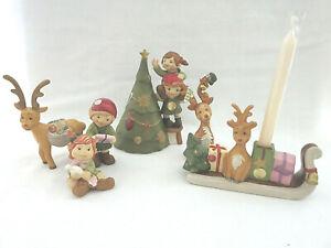Weihnachten Weihnachtsdeko Goebel Weihnachtsbaum Tannenbaum in OVP