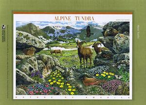 797-41c-Alpine-Tundra-4198a-j-USPS-Commemorative-Stamp-Panel
