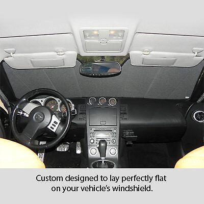 Dodge 2011 up Charger RT SRT8 Custom Fit Folding Windshield Sun Shade