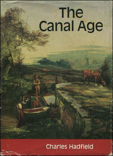 1 of 1 - Canal Age by Hadfield, Charles
