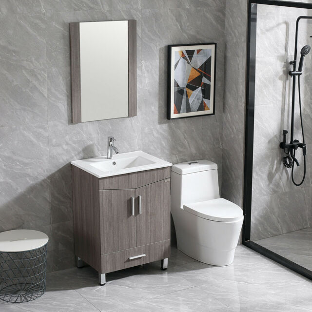 Madeli Bottom Vanity Base With Drawer