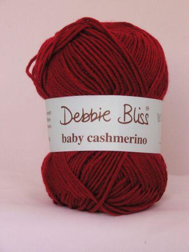 Debbie Bliss Bebé Cashmerino X 50g ~ elige color
