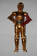 """C-3PO Red Arm 12""""-Hasbro-Star Wars Force Awakens1/6 Customize Side Show Droids"""