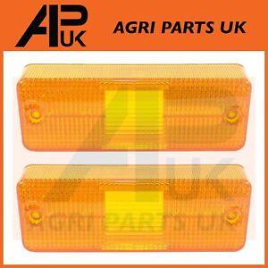 JCB 2CX 3CX 4CX Rear Lamp Light Lens 700//50024 Brake Indicator Backhoe Digger