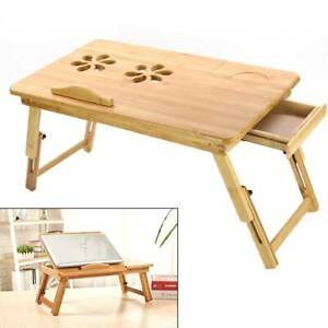 Portable Laptop Stand Lazy Lap Sofa Bed PC Notebook Adjustable Desk Table Tray