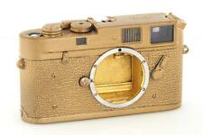 Leica M4-2 Gold Painted // 26048,351