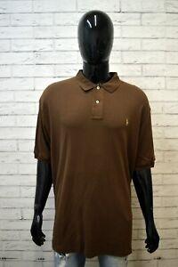 Polo-Maglia-RALPH-LAUREN-Uomo-Shirt-Man-Big-Size-Taglia-Forte-Herrenhemd-Cotone