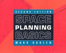 Space Planning Basics, Mark Karlen, Good Book