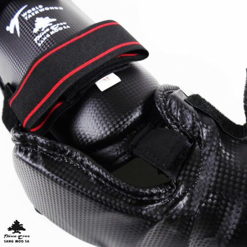 Shinguard Instep Guard Kickboxen Beinschoner Kombi Spannschutz Safty Kunstleder