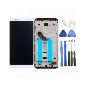 Pantalla-Completa-LCD-Tactil-para-Xiaomi-Redmi-5-PLUS-con-MARCO-BLANCA-Blanco