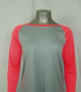 5817e7bf Under Armour Women's HeatGear Short sleeve Loose Fit T-Shirt New | eBay