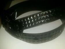 Tony hawk studded synthetic leather belt size 30-32