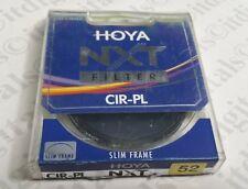 Genuine Hoya NXT 52mm Circular Polarizer CPL Lens Filter A-NXT52CRPL 52 mm CIR P