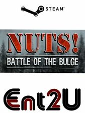 Nuts!: The Battle of the Bulge Steam Key - for PC or Mac (Same Day Dispatch)