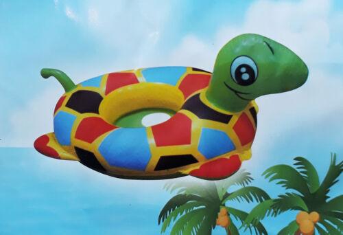 Baby Bambino Piscina Galleggiante BARCA Turtle Swim Seat esplode PVC Proteggi Baby