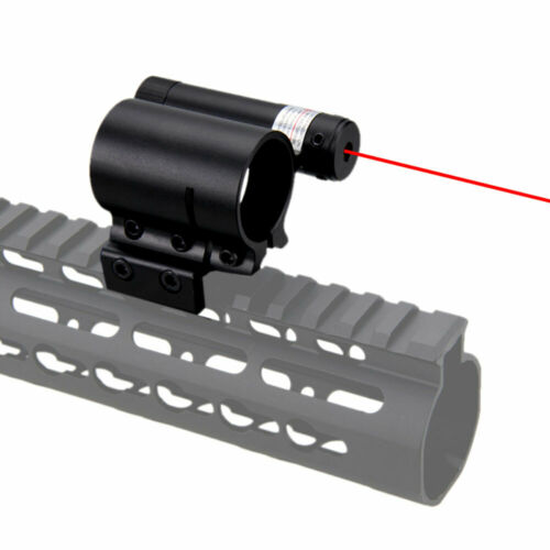 Hunting Tactical Combo Green//RED Laser Sight LED Flashlight Picatinny Rail Rifle