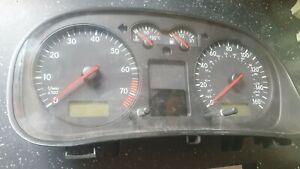 VW-Golf-Mk4-4motion-Speedo-Cluster-Clocks-Motometer-1J0920925A-128000-Miles