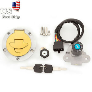 For Ducati 916/996/998/748 1997-2002 Ignition Switch Gas ...