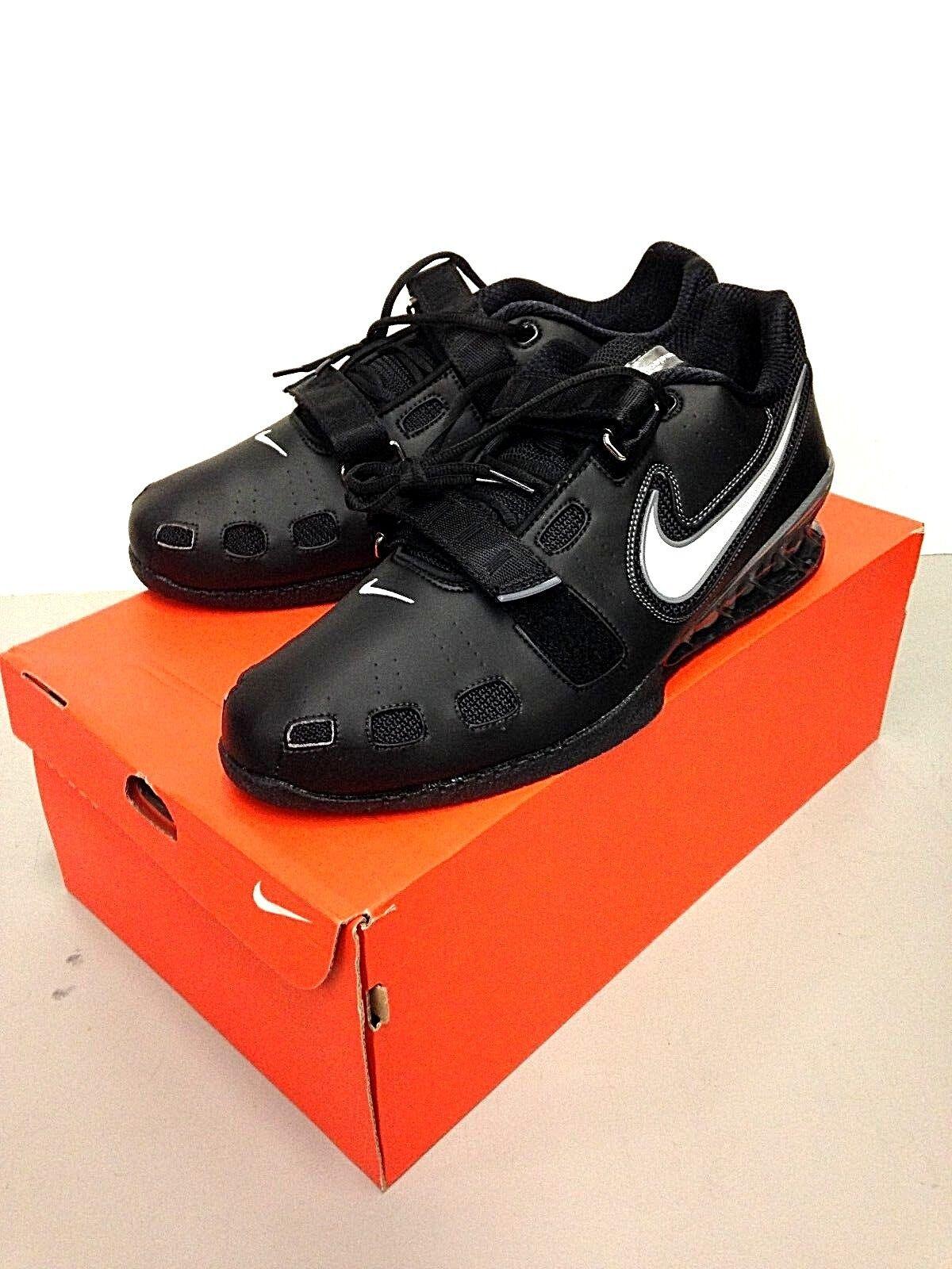 Nike romaleos 2 scarpe di sollevamento pesi, dimensioni 18 uomini 108440c16a