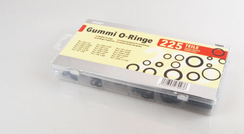 Dichtringe von Tifler O-Ringe 225 Stück im O-Ring Set Dichtungsringe Gummi
