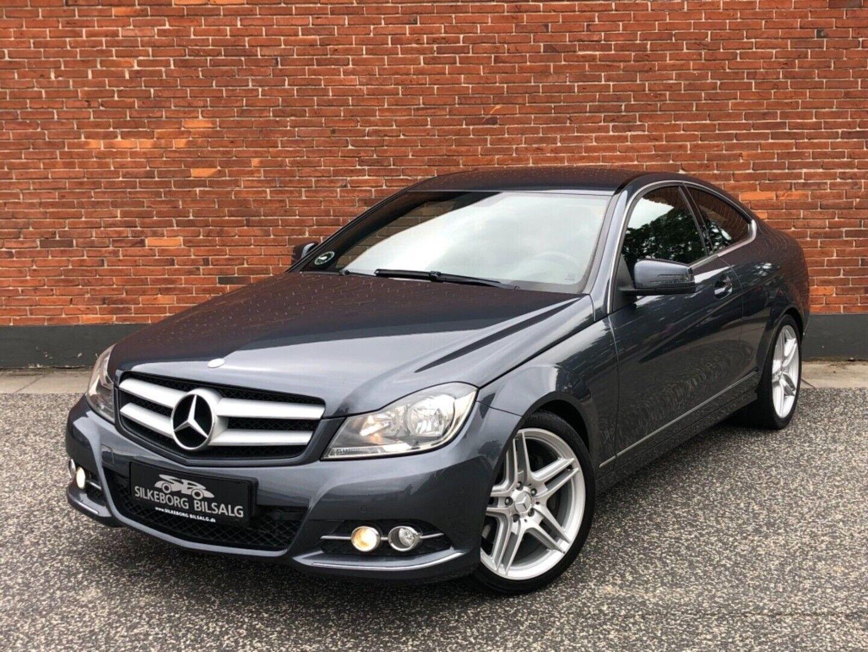 Mercedes C350 3,5 Coupé aut. BE 2d