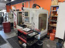Haas Vf 1 Vmc 7500 Rpm Cat 40 1996 Oil Run Machine Always Well Maintained