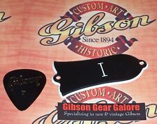 Gibson SG-1 Truss Rod Cover Standard Relic Guitar Parts Custom Studio Deluxe SGJ