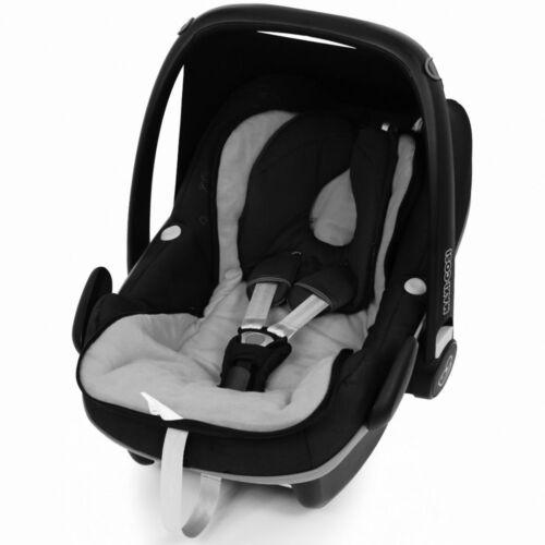 iSafe Buddy Jet Car Seat Footmuff Black // Grey Grey