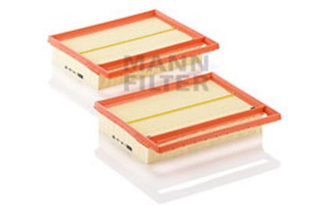 MANN-FILTER Filtro de aire MERCEDES-BENZ CLASE S SL G MAYBACH C 25 110-2
