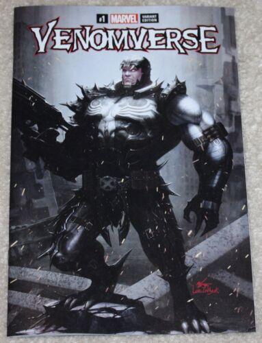 VENOMVERSE 1 INHYUK LEE VENOM IZED CABLE VARIANT 1st APPEARANCE DEADPOOL 2 HOT!!