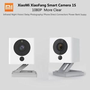 Details about Xiaomi Xiaofang 1S Smart IP Camera 1080P IR-CUT Night Vision  Home Security NE