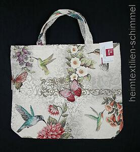 Einkaufstasche-Jutetasche-Tragetasche-Gobelin-Jutebeute-Tasche-Cityshopper-Bag