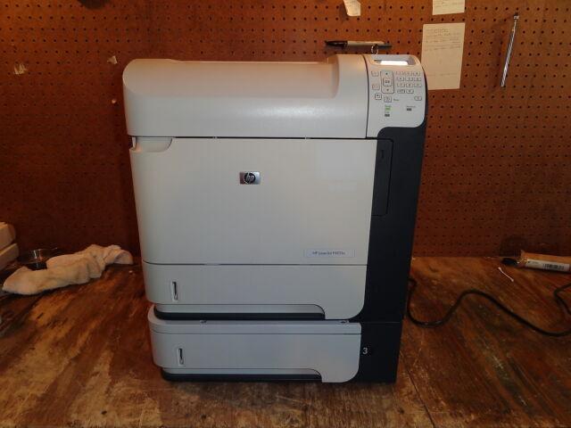 HP Laserjet P4015x Laser Printer *REFURBISHED*  warranty *HEAVY DUTY!!!!!