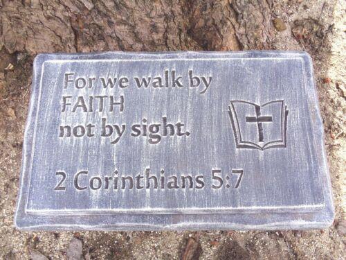 """Corinthians bench top mold bible abs plastic concrete mold 22/"""" x 13.5/"""" x 2.25/"""""""
